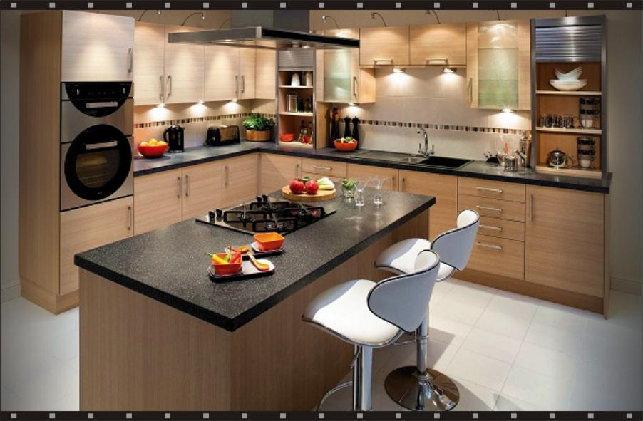 Great Modern Small Kitchen Interior Design Decorating Ideas For A Low With Budget