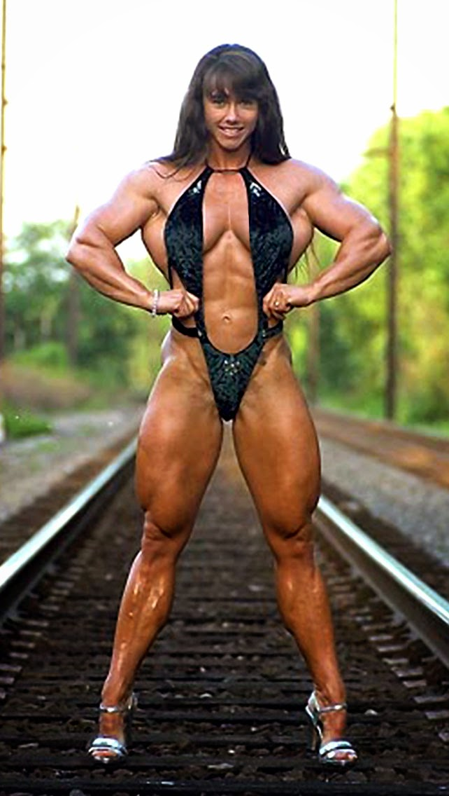 Muscle Nude Female