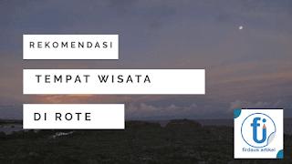Tempat wisata di Pulau Rote