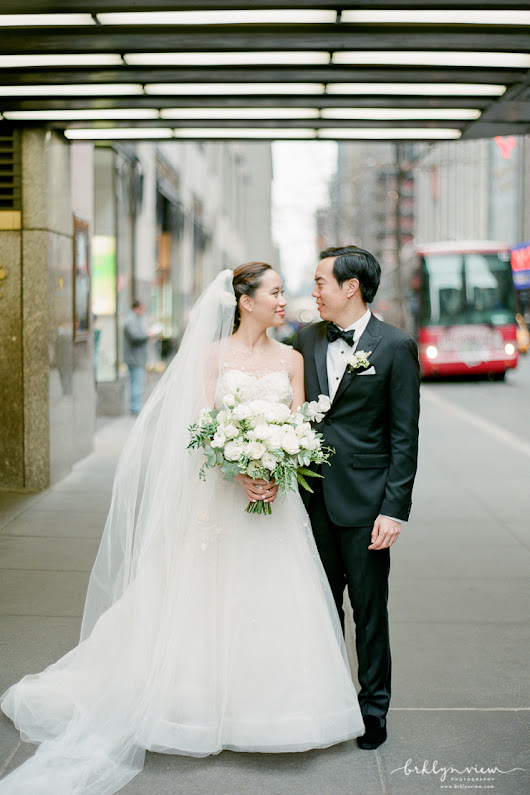 Stunning Rainbow Room Wedding Photos in NYC with Jove Meyer Events