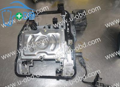 VOLKSWAGEN AUDI gearbox DSG reader DSG gearbox control unit TCU