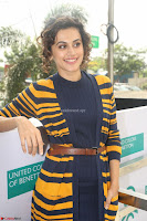 Taapsee Pannu looks super cute at United colors of Benetton standalone store launch at Banjara Hills ~  Exclusive Celebrities Galleries 021.JPG