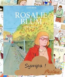 Rosalie Blum Camille Jourdy Intégrale avis chronique critique blog