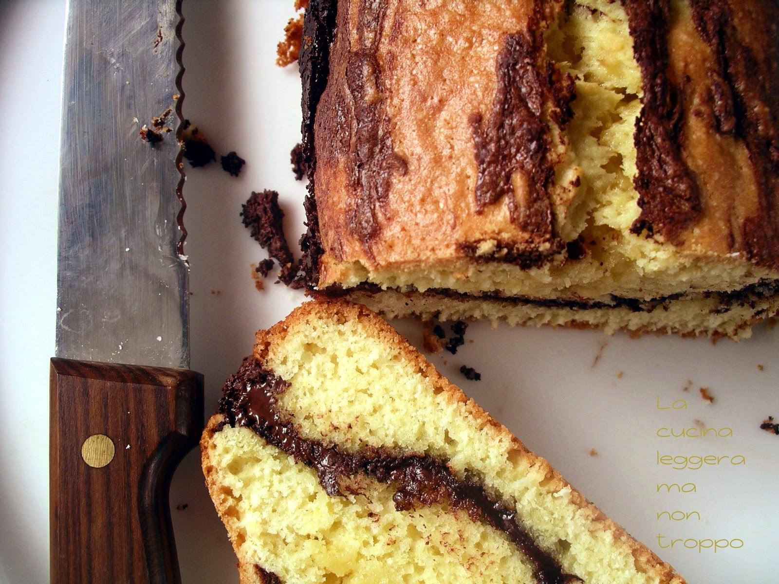 ricetta per merenda veloce Ricetta plumcake cioccolato e arancia