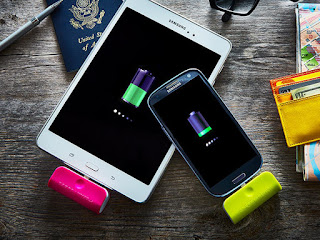 Resqbattery Micro-USB Disposable Phone Battery: 3-Pack