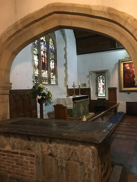 St Peters Church Hever Castle Kent UK Thomas Bullen Thomas Boleyn