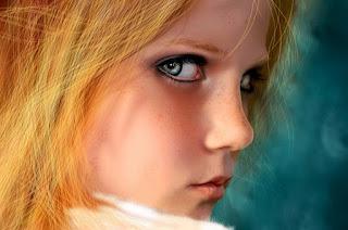 rostros-de-chicas-en-arte-digital mujeres rostros-imágenes