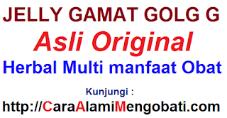Jual (khasiat) Jelly Gamat Gold G asli untuk kesehatan kecantikan