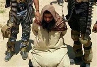 """العراق : الحشد الشعبي يعتقل """"والي الحويجة"""" الداعشي شمال محافظة صلاح الدين"""