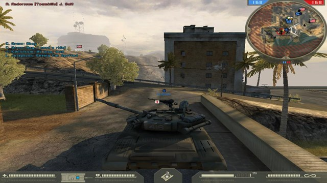 Download Battlefield 2 PC Games Gameplay