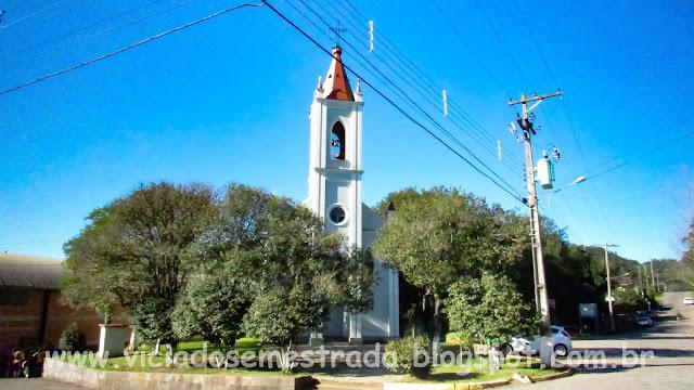 Vila Rica, interior de Farroupilha, RS