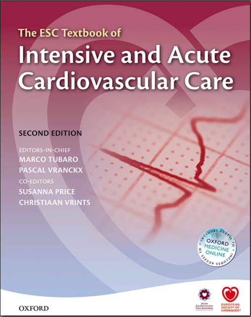 The ESC Textbook of Intensive and Acute Cardiovascular Care [PDF]