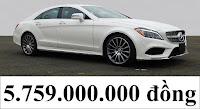 Giá xe Mercedes CLS 400 2019