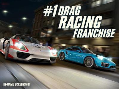 CSR Racing 2 v1.9.3 Apk Mega Mod Money
