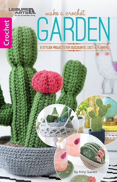 How to Make a Crochet Garden Patterns