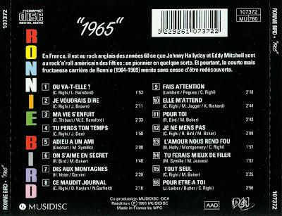 Ronnie Bird - 1965