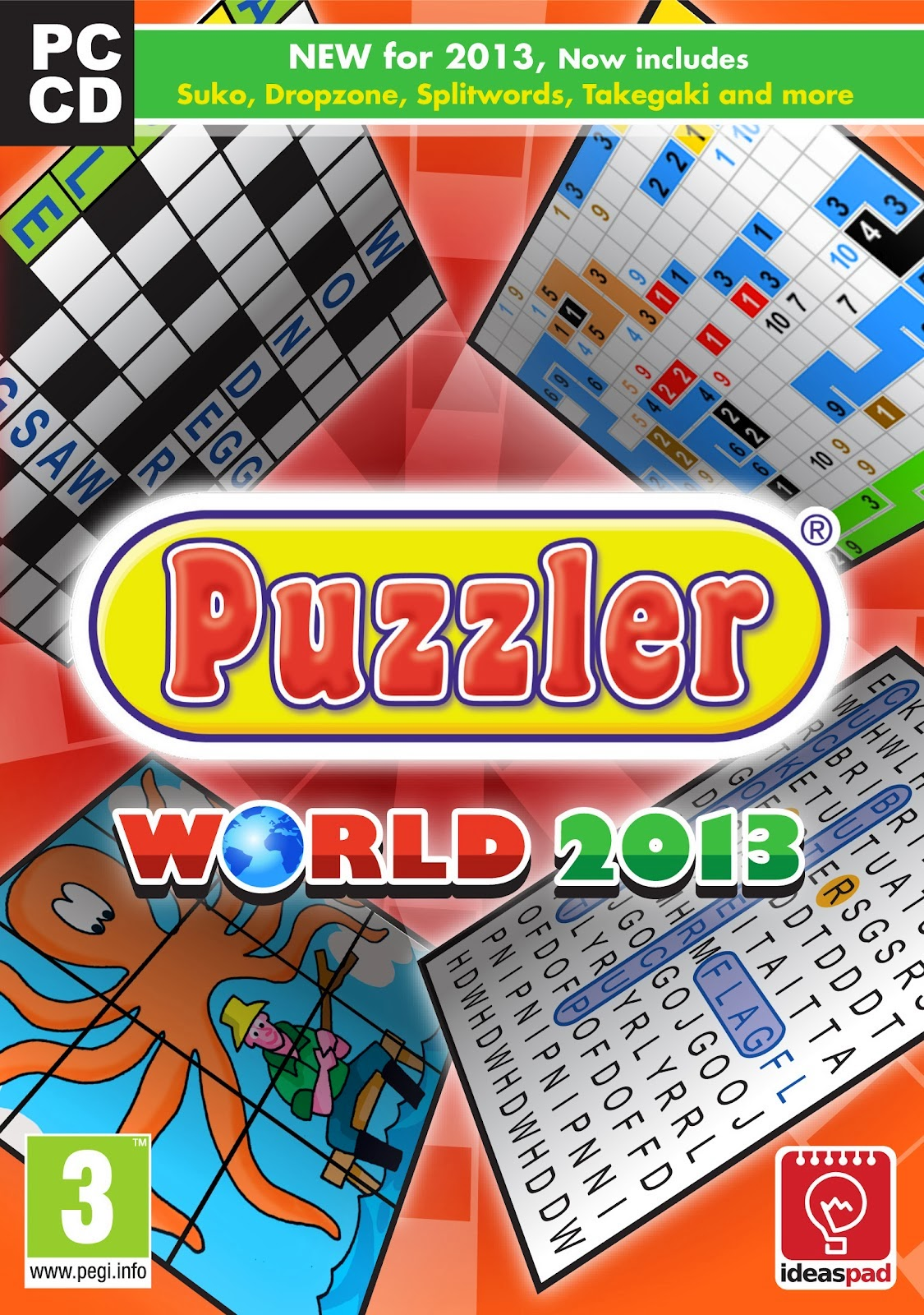 Puzzler World 2013 Full PC ESPAÑOL