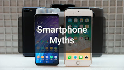 Smartphone Myths: Top 7 Myths About Smartphone