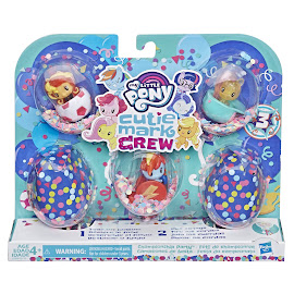 My Little Pony 5-pack Championship Party Fluttershy Seapony Cutie Mark Crew Figure