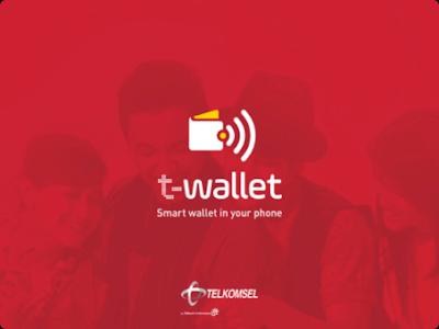 T-Wallet Sebagai Media Pengaksesan T-Cash Baru dari Telkomsel