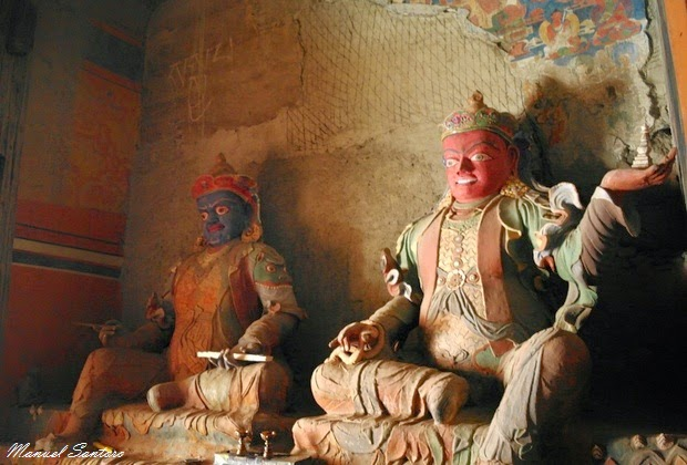 Lo Manthang, gompa di Tupchen
