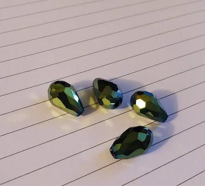 Darice Venezia crystal beads