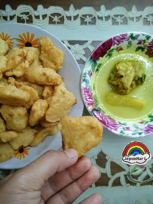 Masak ayam lemak kuning cili padi