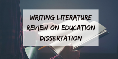 Dissertation learning review