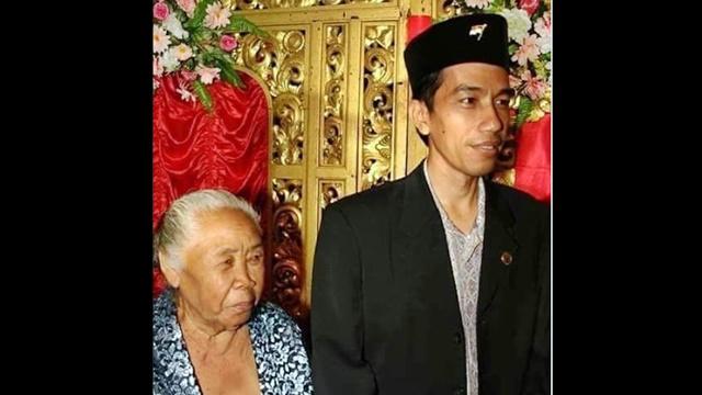 Tak Bisa Sungkem di Hari Ibu, Jokowi Kenang Dukungan Ibunda Saat Bangkrut