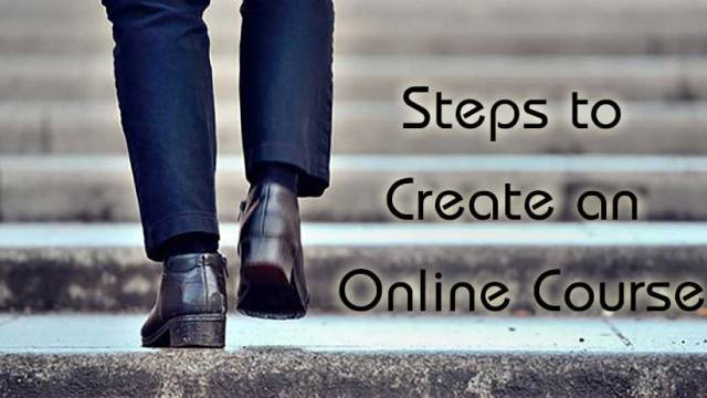 Crucial Steps to Create an Online Course : eAskme