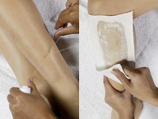 cara menghilangkan bulu kaki dan tangan secara modern