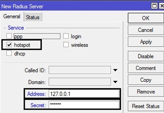 Cara Setting User Manager Hotspot Mikrotik