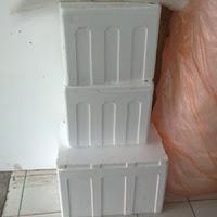 Styrofoam kotak.