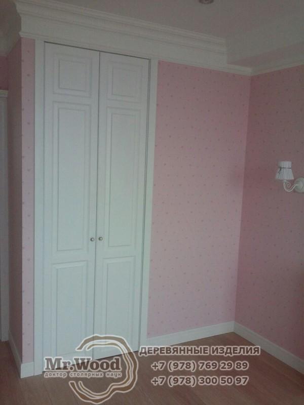 Встроенные шкафы Севастополь