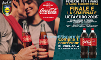 Logo Anticipazione: vinci gli Europei In Francia con Lidl e Coca-Cola
