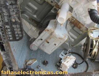 Lavadoras Reparacion Cambio De Transmision electrolux