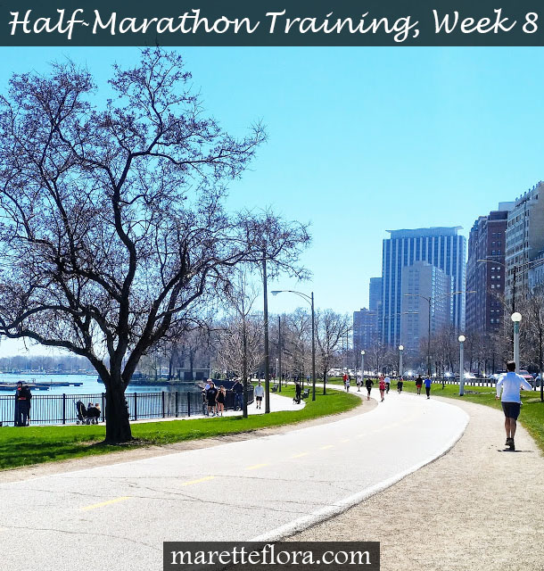 half-marathon training, Chicago, fitness, workouts