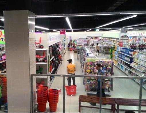 Lotte Mart Cần Thơ 3