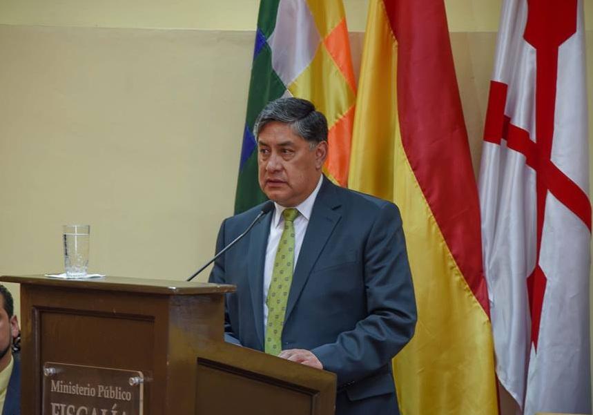 Lanchipa tomó en cuenta informe defensorial en caso Jhiery Fernández / FISCALÍA GENERAL
