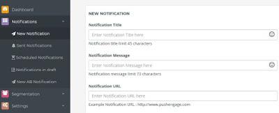 Cómo crear notificaciones web personalizadas