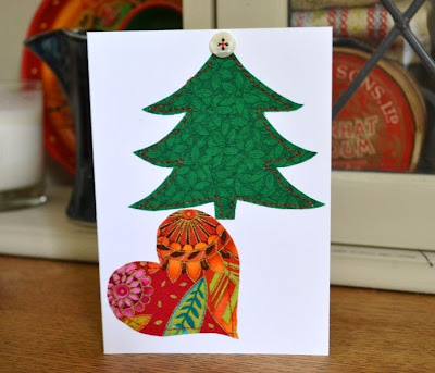 http://halcyonthreads.blogspot.com/2013/11/tutorial-applique-love-christmas-card.html