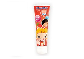 Prueba dentífrico Fluoflor