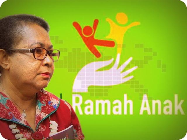 Yohana Yembise Dorong Keberadaan Sekolah Ramah Anak (SRA) di Provinsi Papua