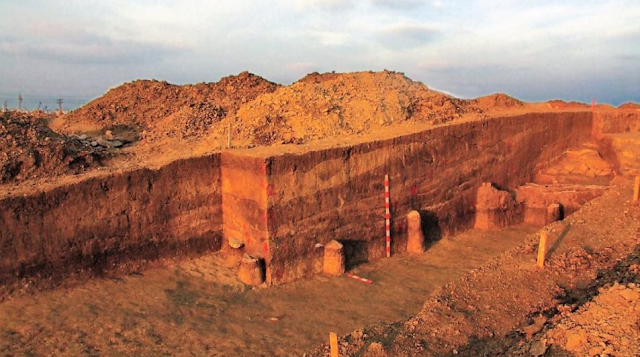 Ακρόπολη ηλικίας 3.400 ετών μεγαλύτερη από την Τροία ανακαλύφθηκε στη Ρουμανία
