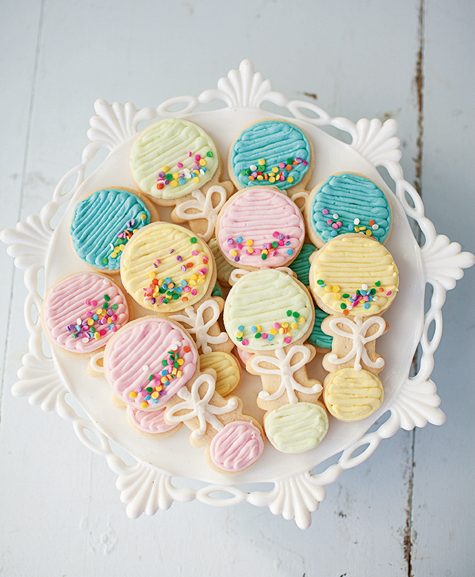 Vintage Baby Shower Ideas & Desserts Book Giveaway - Party ...