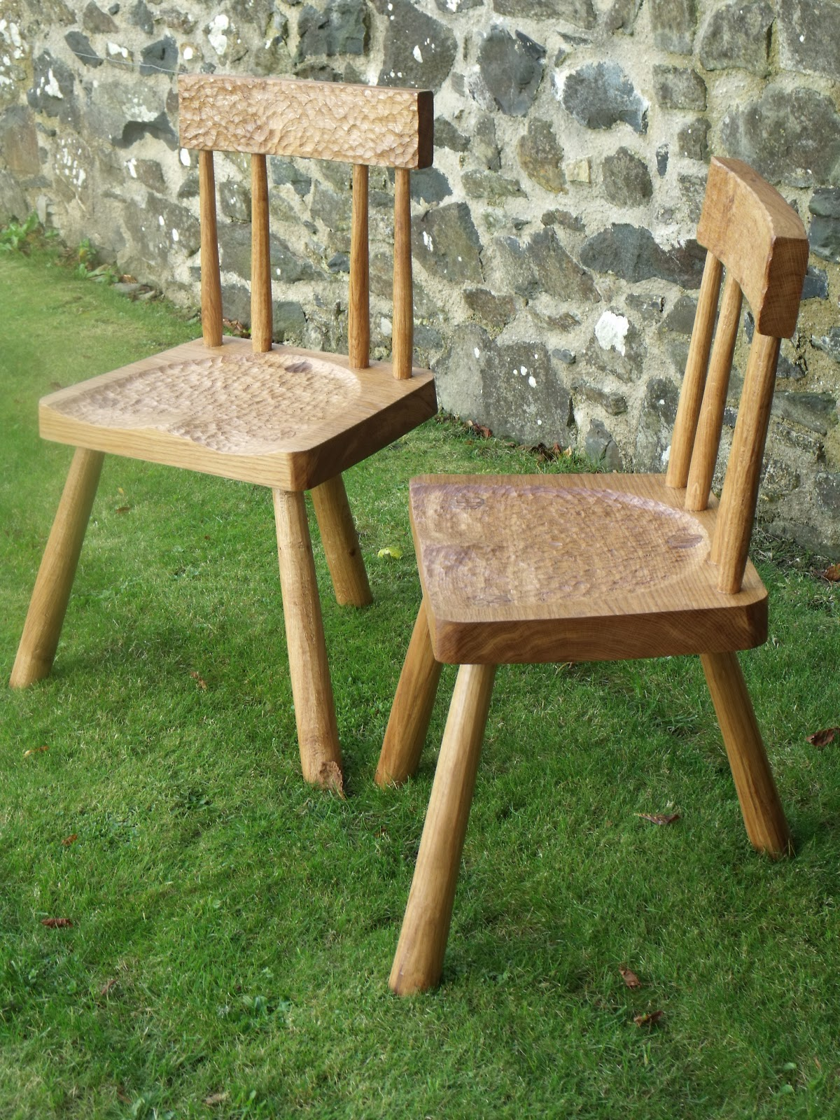 3 legged chair large wingback whitethorn woodcraft welsh backstools our three
