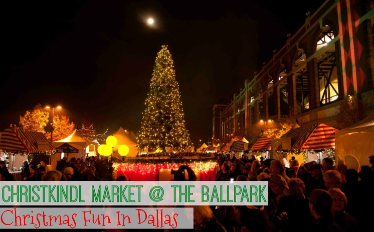 Texas Christkindl Market: Home To The Most Adorable Little German Market,  Right Outside The Gates Of Globe Life Park In Arlington, The Texas  Christkindl ...