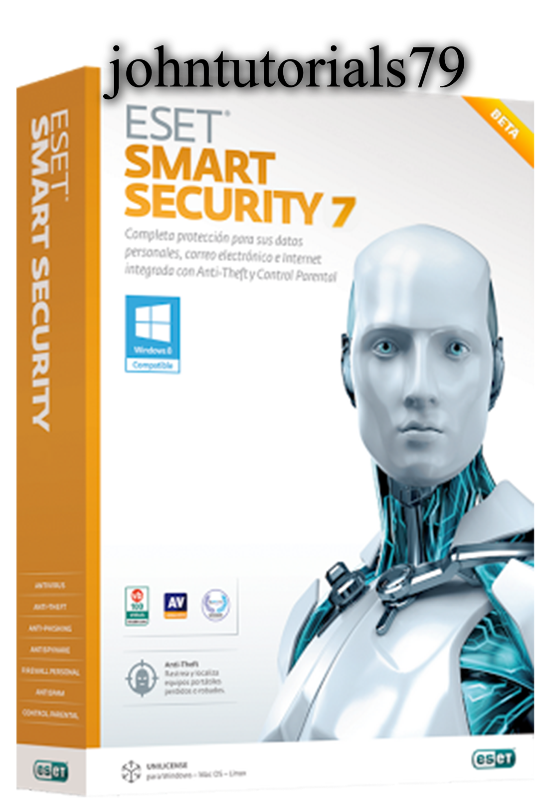Eset Smart Security V6 Product Activation 2017 Edition