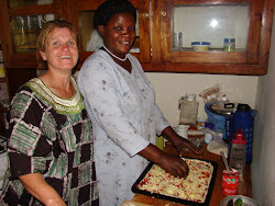 PIZZA IN AFRICA!