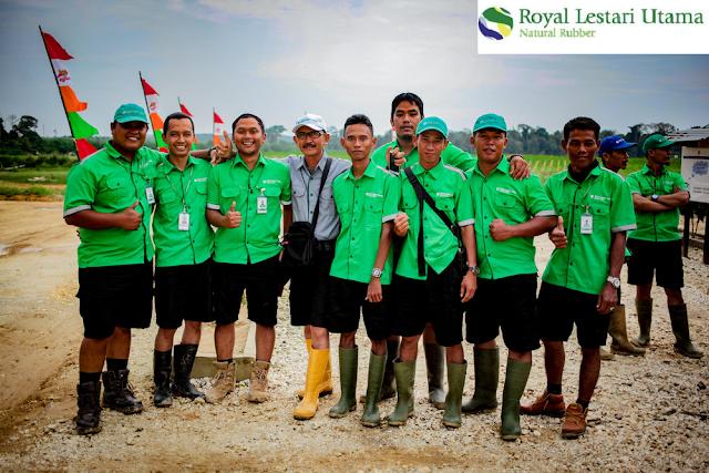 Lowongan Kerja PT. Royal Lestari Utama (Barito Pacific Jv Michelin), Jobs: HSE Coordinator, Civil Coordinator.
